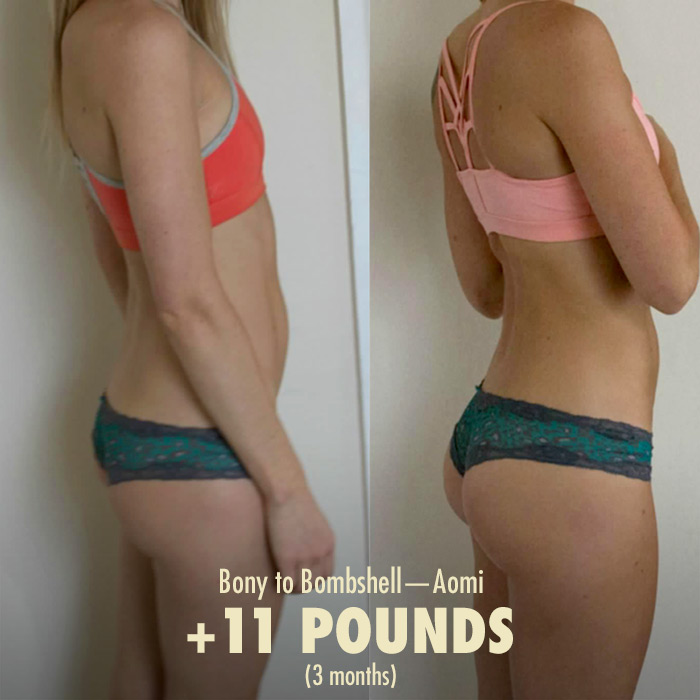 What Every Naturally Skinny Woman Needs To Know About Exercise Bony To Bombshell Obese to fit muscular body transformation women motivation before and after. what every naturally skinny woman needs