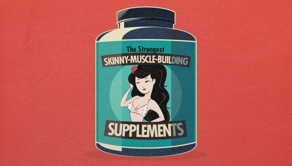 The Best Weight Gain Supplements For Women Bony To Bombshell