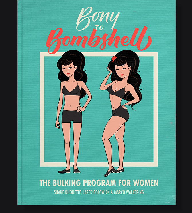 Bony to Bombshell: The eBook