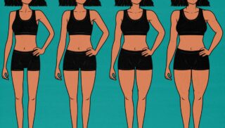 Survey Results: The Most Attractive Female Body Composition (Muscle, Fat & Proportions)